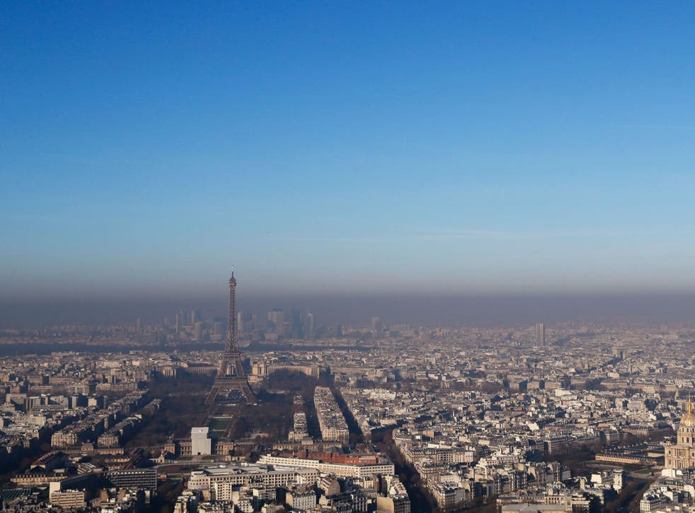 Paris is suffering its worst and most prolonged winter pollution in at least 10 years