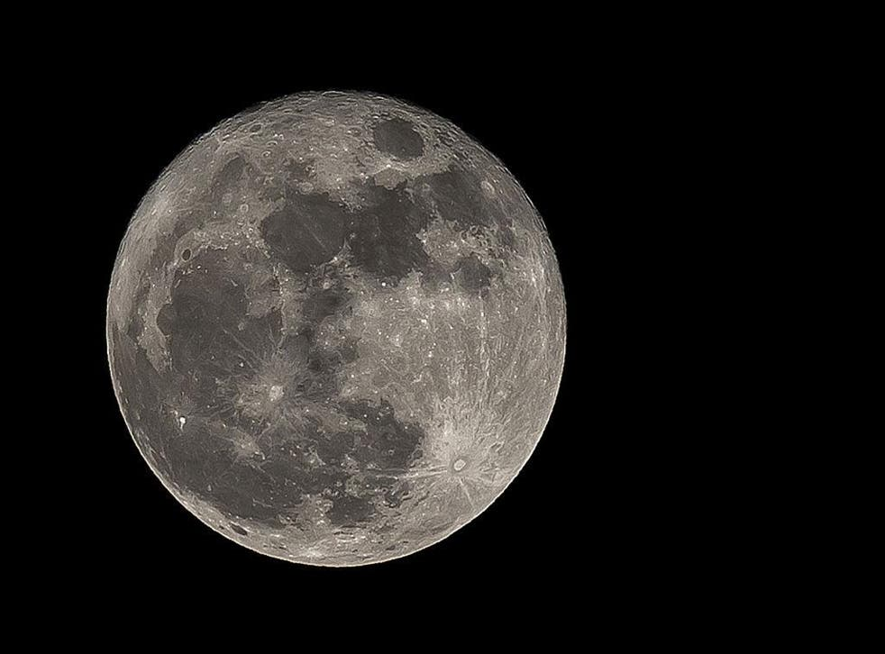 The moon could now be considered a planet