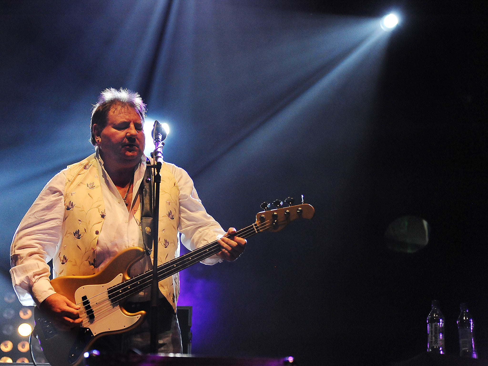 greg lake height