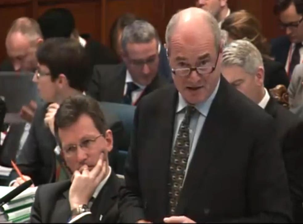 James Eadie QC made the concession during the final day of Supreme Court appeal yesterday