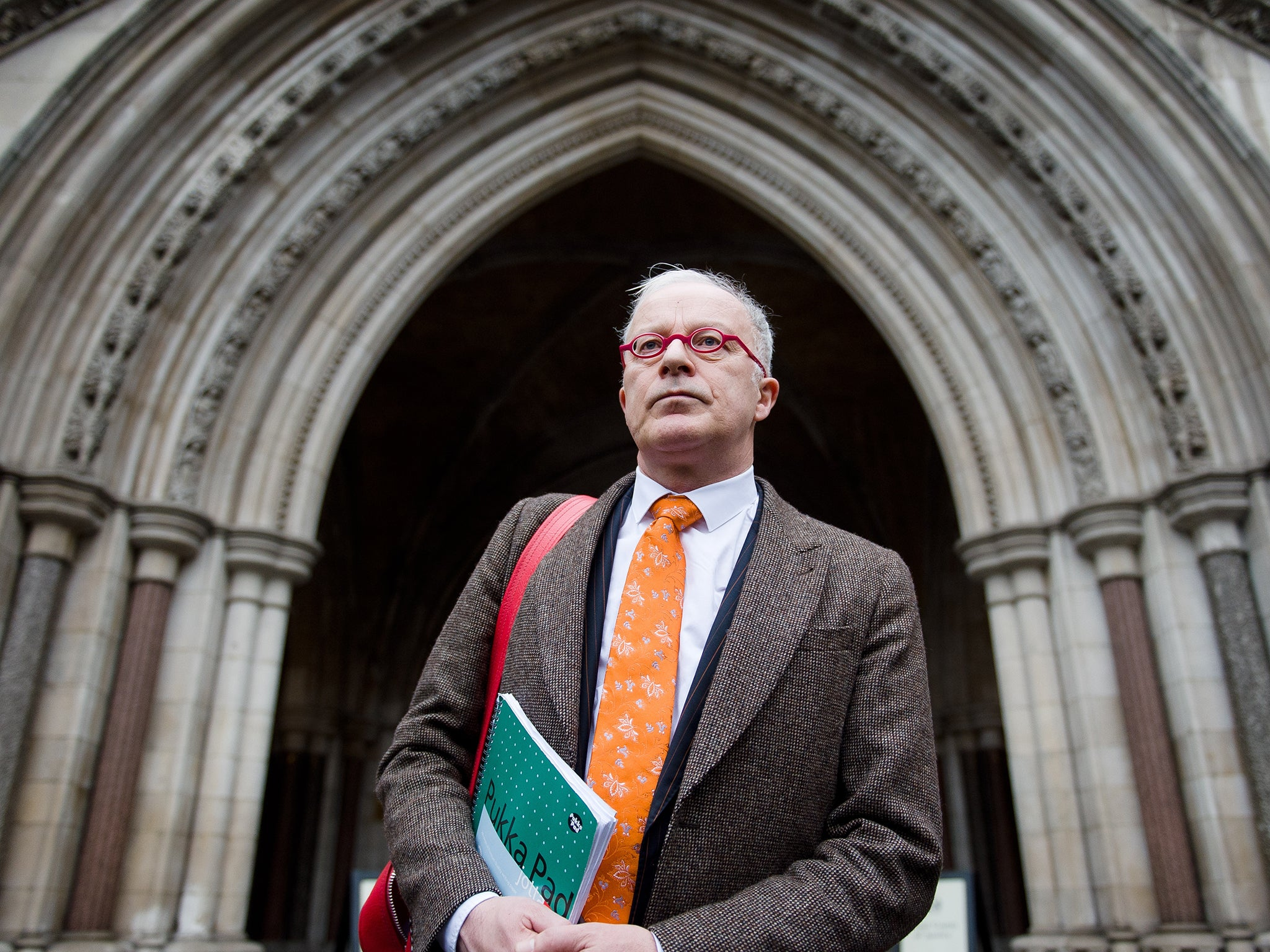 Top human rights lawyer faces being struck off for ...