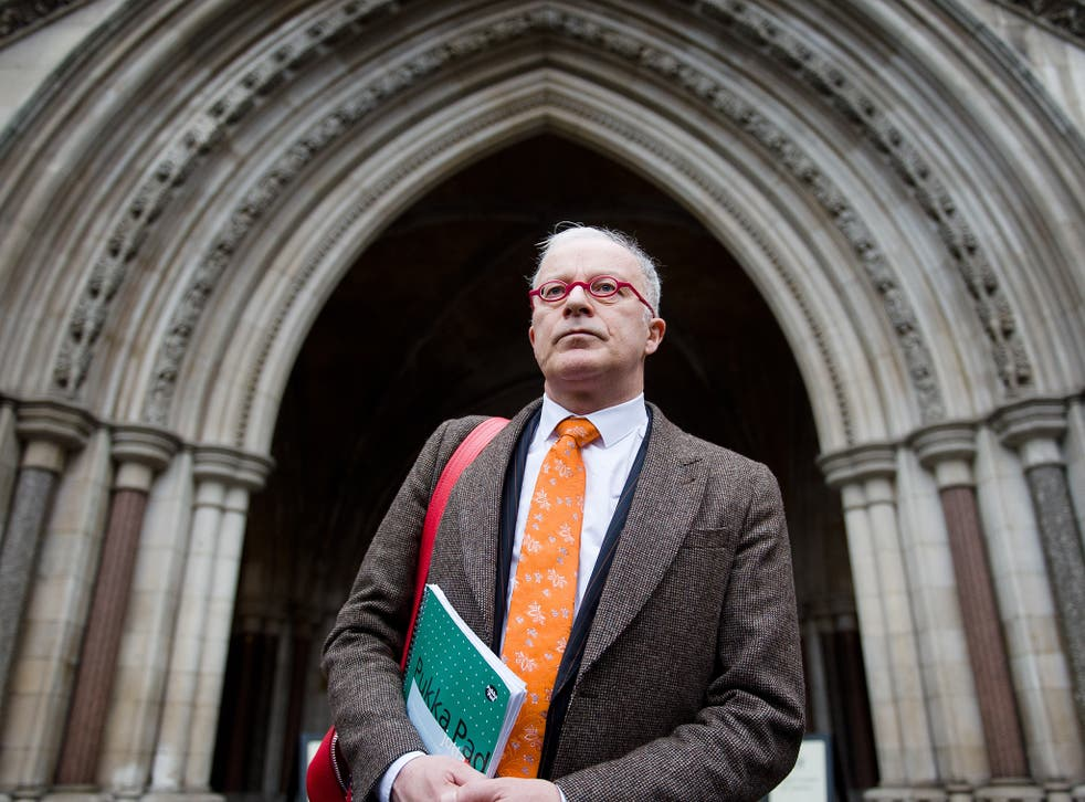 Phil Shiner has admitted nine allegations of acting without integrity