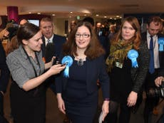 Sleaford by-election: Results in full