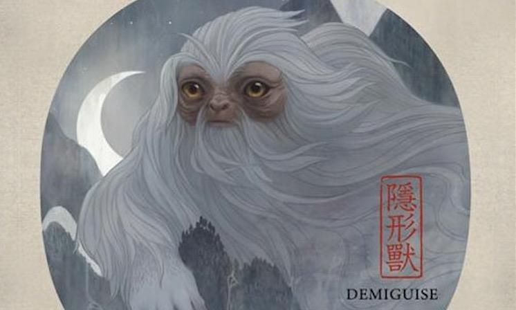 Fantastic Beasts' Chinese posters are stunning and inspired by ancient paintings