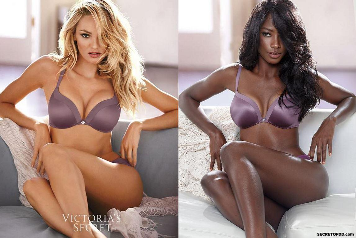 4fa4ee357baa This black model is recreating famous fashion campaigns to highlight the  lack of diversity