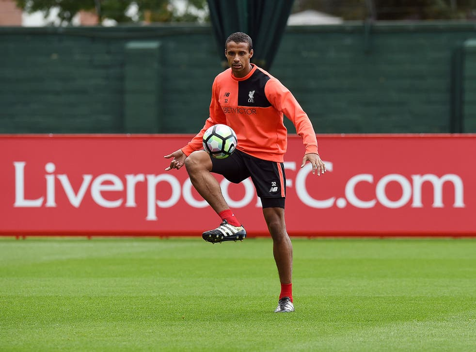 Joel Matip joined Liverpool from Schalke at the start of the year