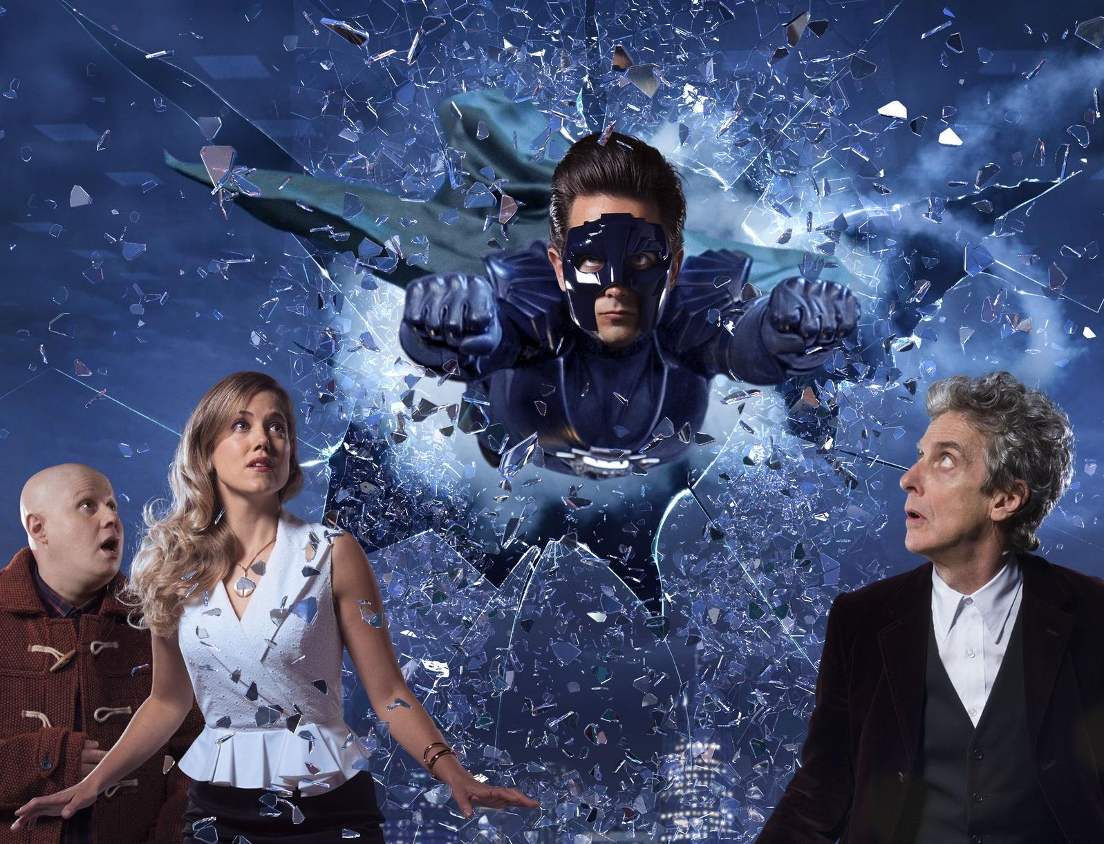 The action packed trailer for the Doctor Who Christmas special is here