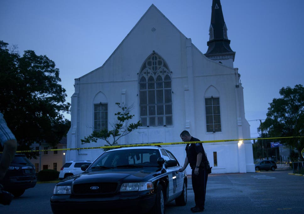 I had to do it,' accused gunman Dylann Roof says of South Carolina