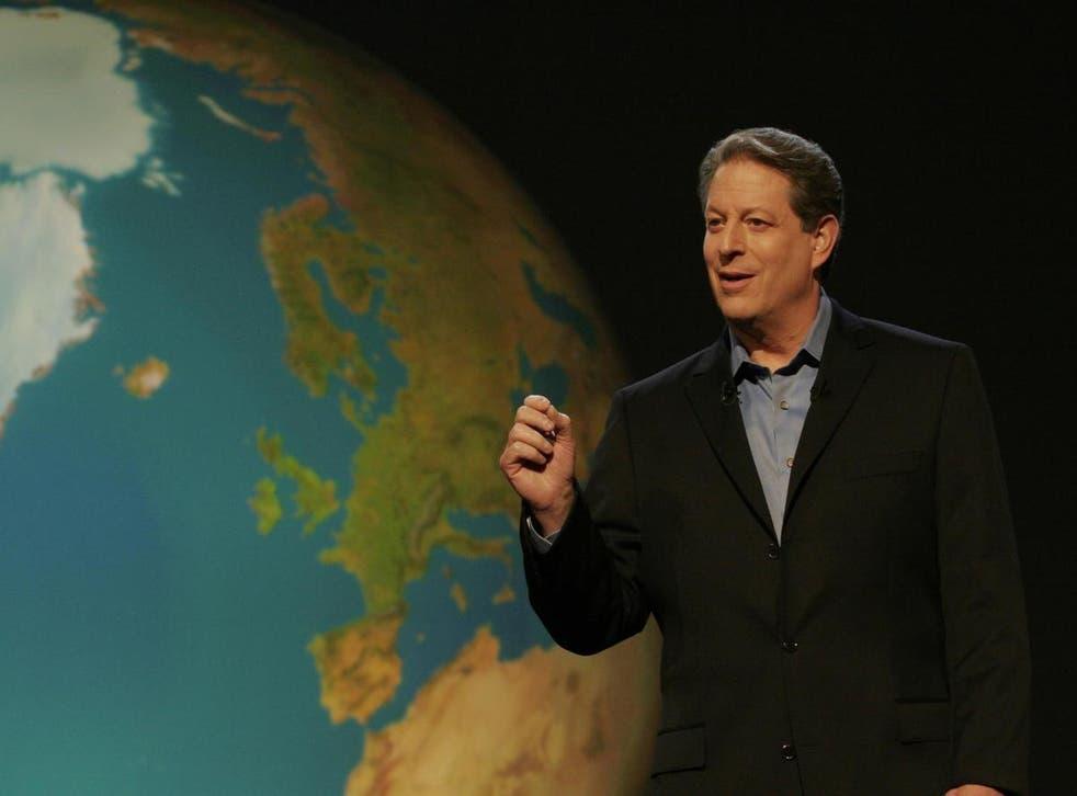 Little-seen: Al Gore's 'An Inconvenient Sequel: Truth to Power'