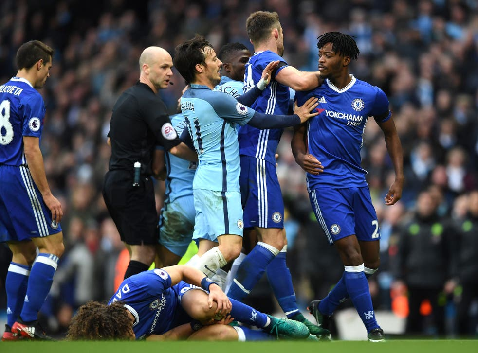 Chelsea could become the first side since Manchester United and Arsenal to lose points for poor player behaviour