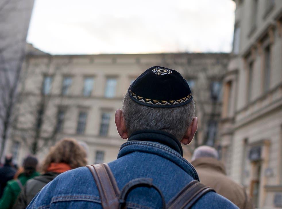One of the Rent-a-Jew organisers says he no longer feels comfortable wearing his kippah in certain neighbourhoods of Berlin