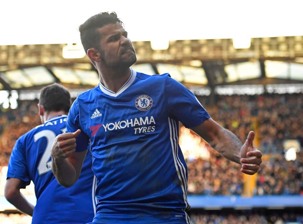 Costa found the breakthrough with a brilliant finish