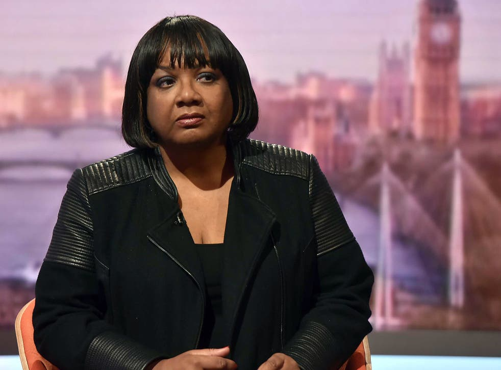 Diane Abbott has been subject to racist and sexist abuse online