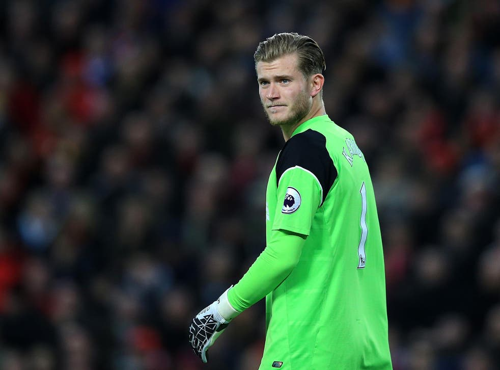 Karius has come in for some intense criticism since moving to Anfield