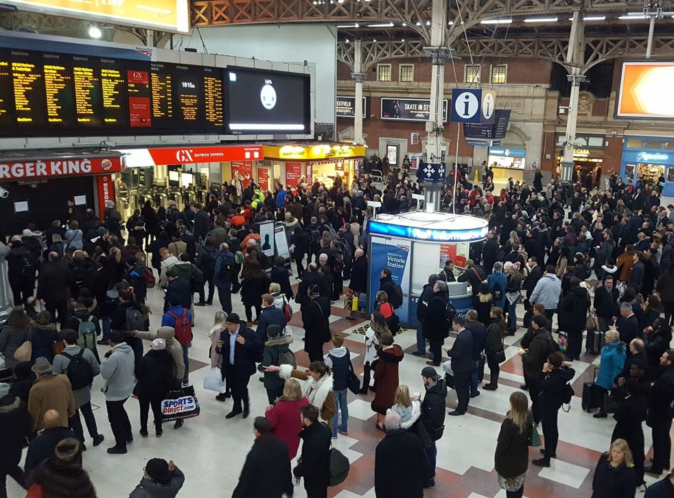 The service has been hit by months of delays and cancellations