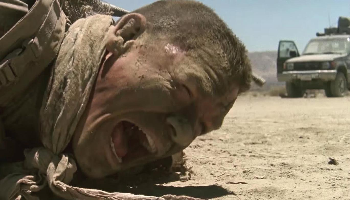 The Wall trailer: John Cena attempts some proper acting in single location psychological thriller from Bourne Identity director