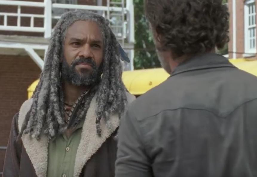 """anti exceptionalism in the walking dead The eighth series of amc's show """"the walking dead"""" ended on sunday april  15th, with the franchise slumping faster than a decapitated."""