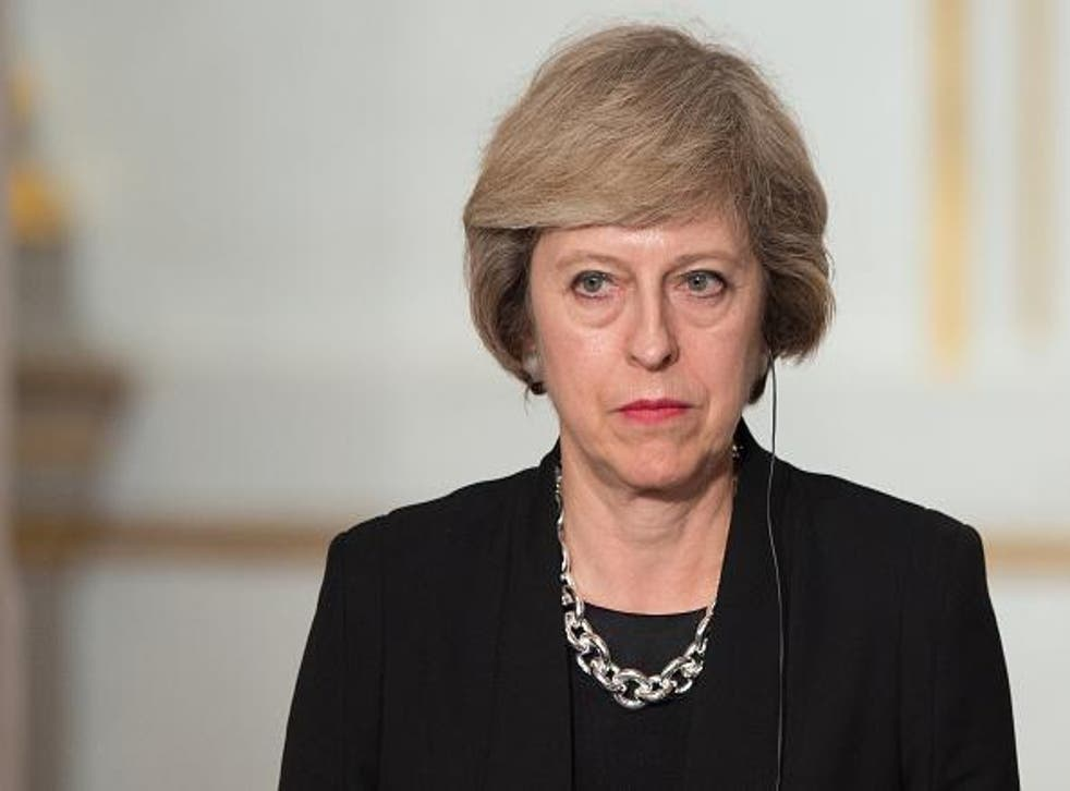 Theresa May has been tight-lipped about what Brexit will entail