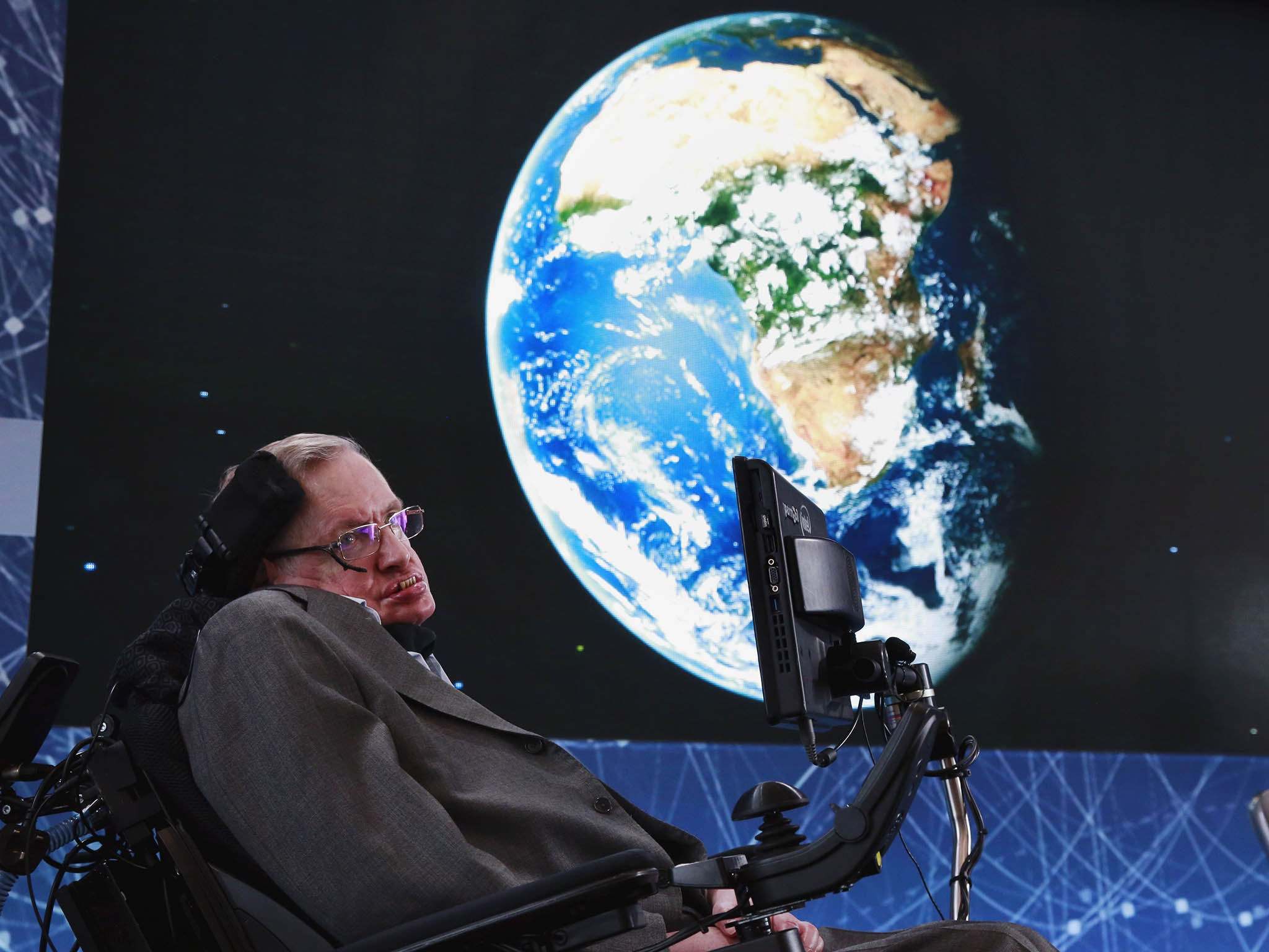 Bristish Cosmologist Stephen Hawking will travel to space on board Richard Branson's ship: 'I thought no one would take me', the cosmologist and physicist said