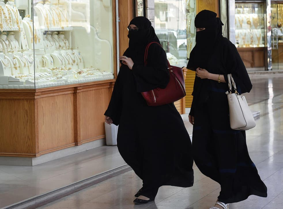 Many Saudi women must gain permission simply to leave their house
