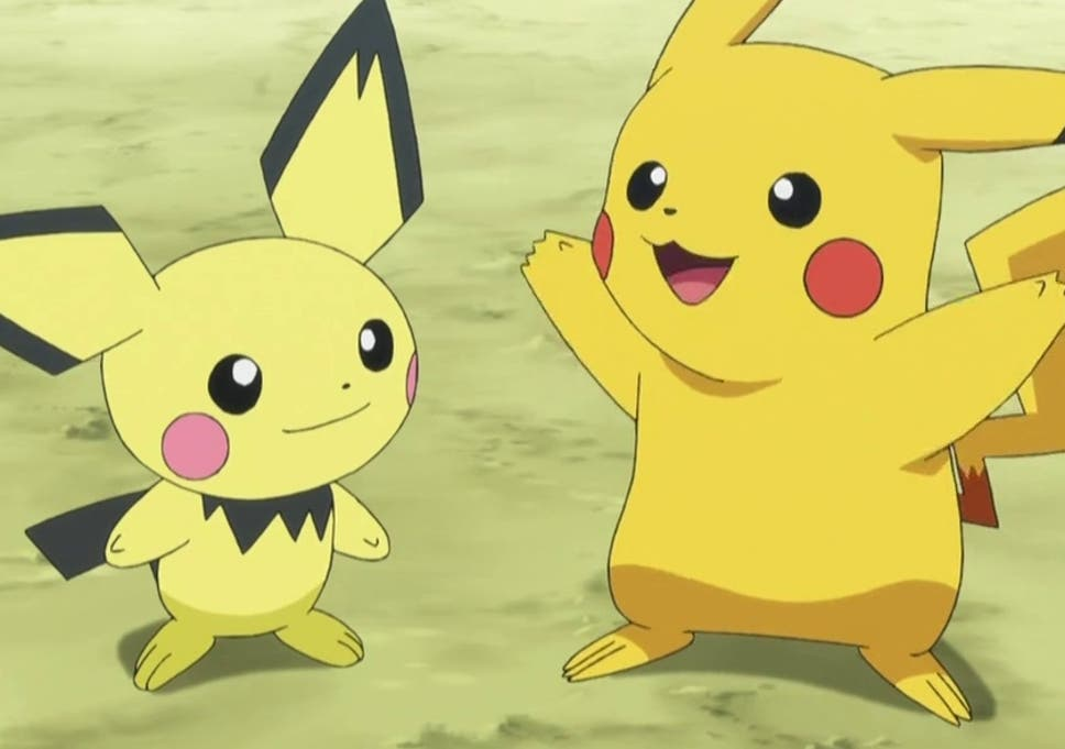 Pokémon Go Adds New Pokémon Including Pichu Togepi Holiday Pikachu