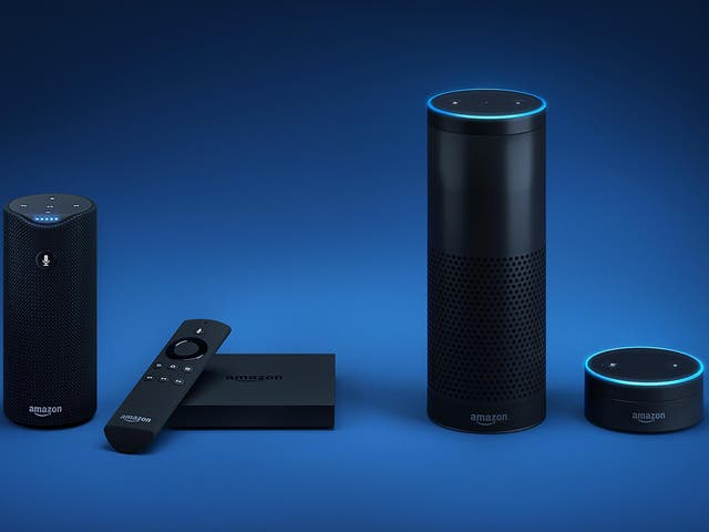 Alexa arrived in a range of different Amazon products, including its smart speakers