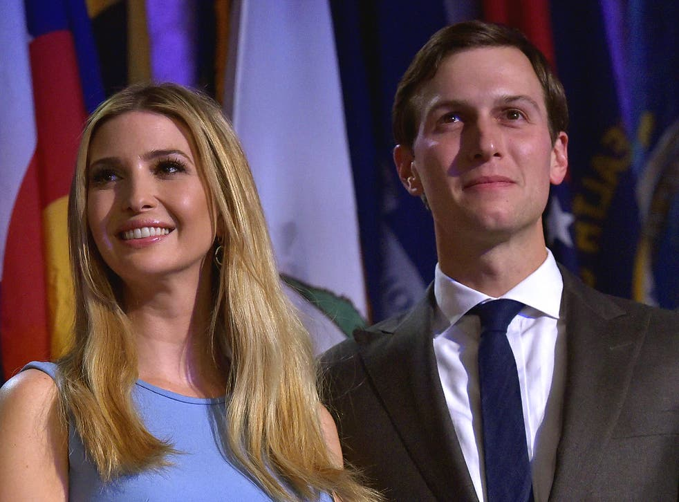 Kushner not only advised Mr Trump on strategy, drafted his speeches and ran his digital media campaign, but has also been a key bridging figure
