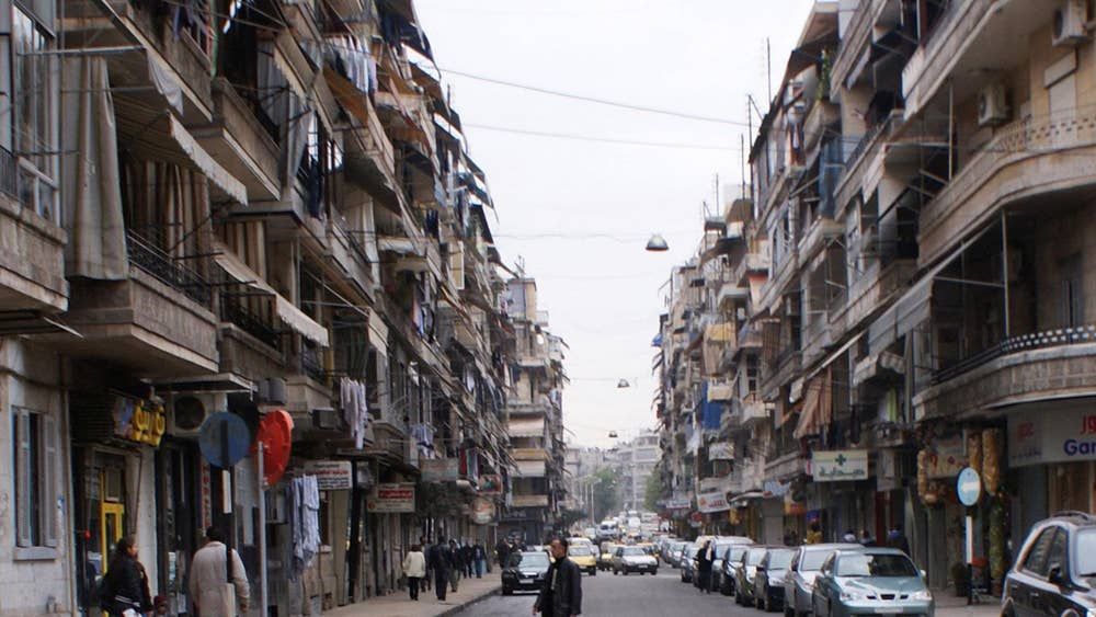 Aleppo before the Syrian Civil War
