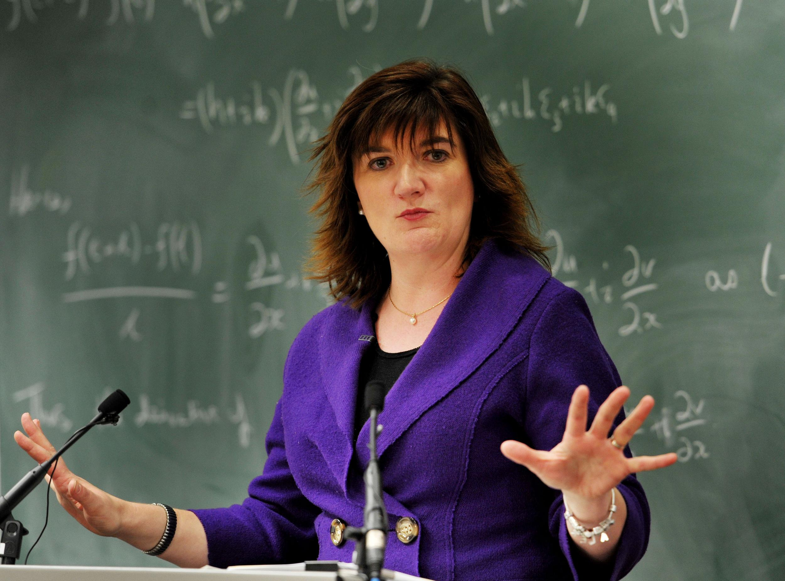Conservative MP Nicky Morgan pulls out of Have I Got News For You af…