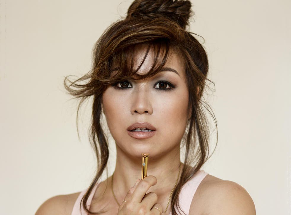 Ti Chang, the designer of the Vesper sex toy