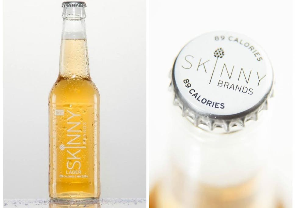 Skinny Lager: New beer contains just 89 calories per bottle