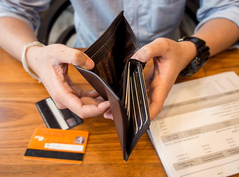 The FCA's CEO said that under the current system, customers in persistent debt are actually profitable for credit card firms, meaning that there are few incentives for them to intervene and help