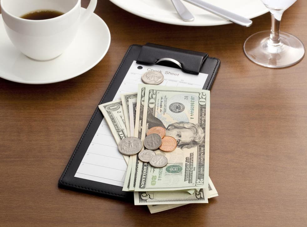 Restaurants have had to pass the fee on to the customer