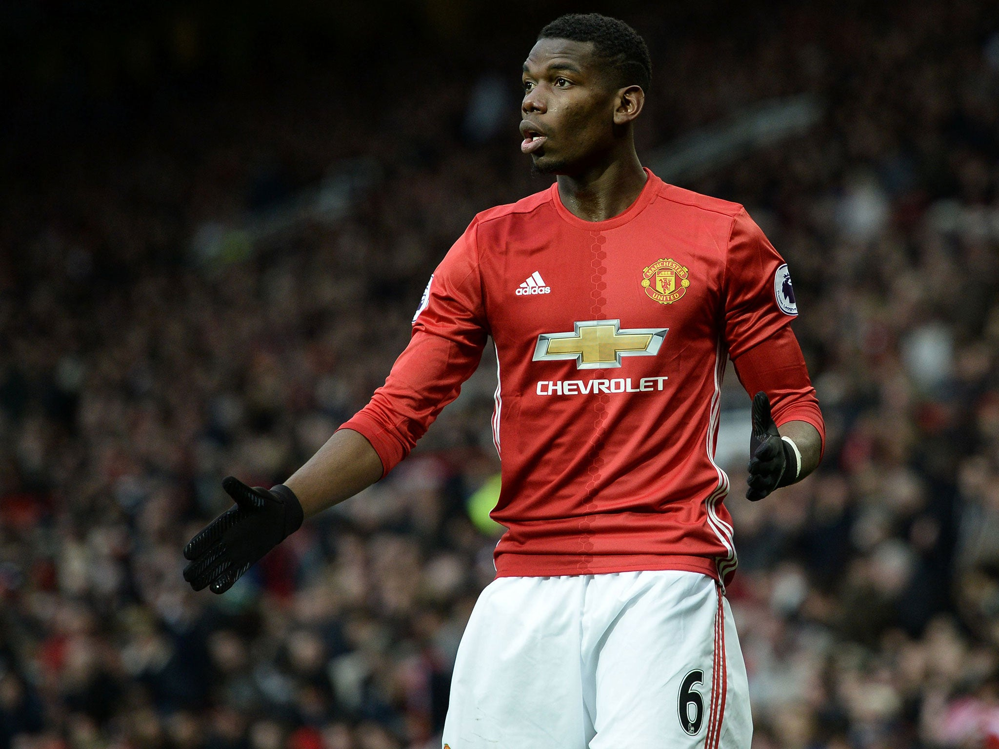 Manchester United news Paul Pogba starting to prove his worth as