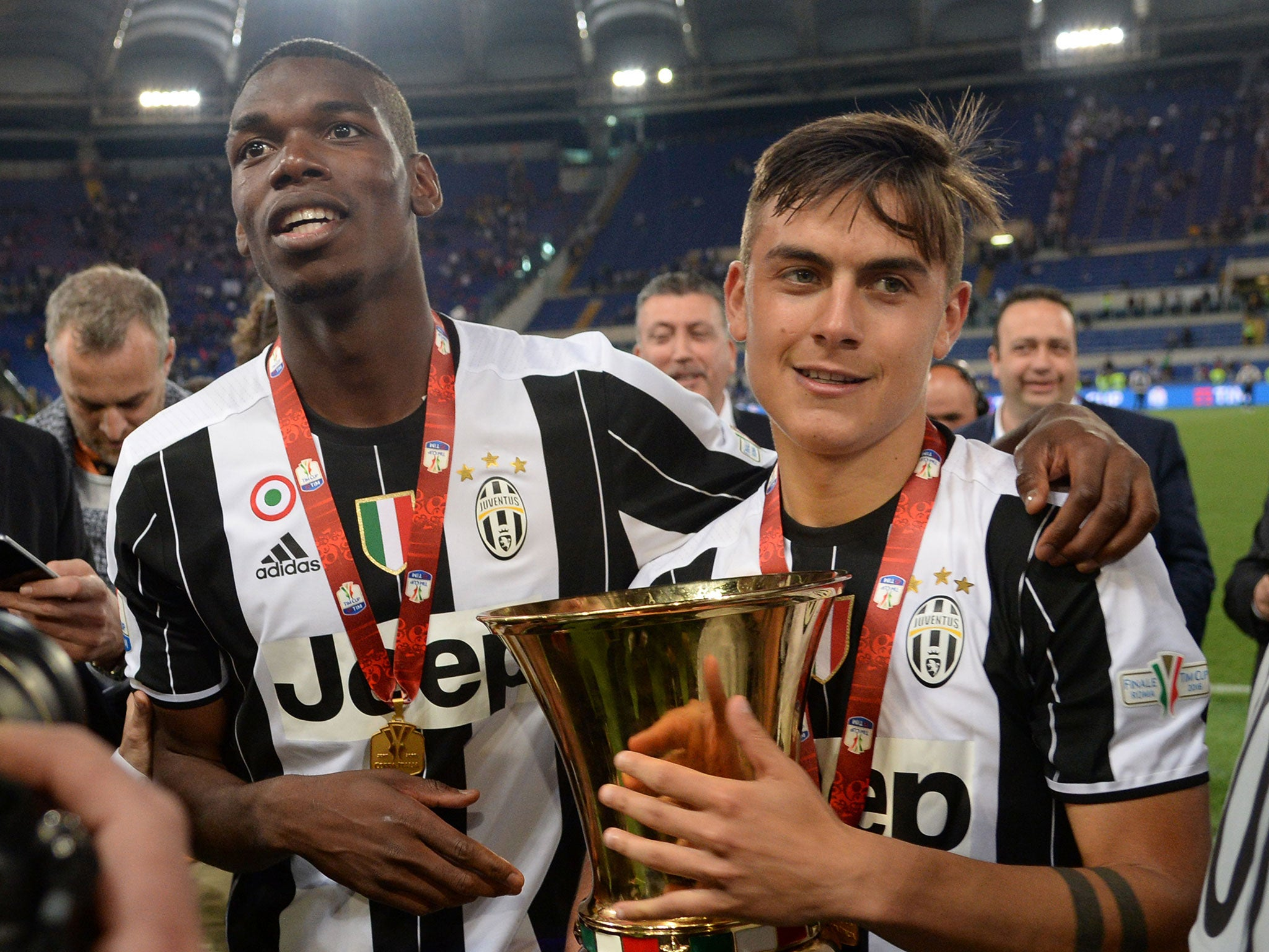 Manchester United News Paul Pogba Misses Juventus Says Former