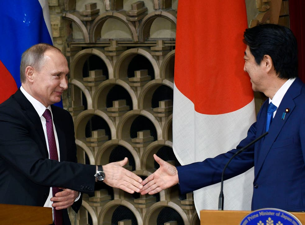 Russia wants to attract Japanese investment to its far east, while Japan hopes to solve a long-standing territorial stalemate