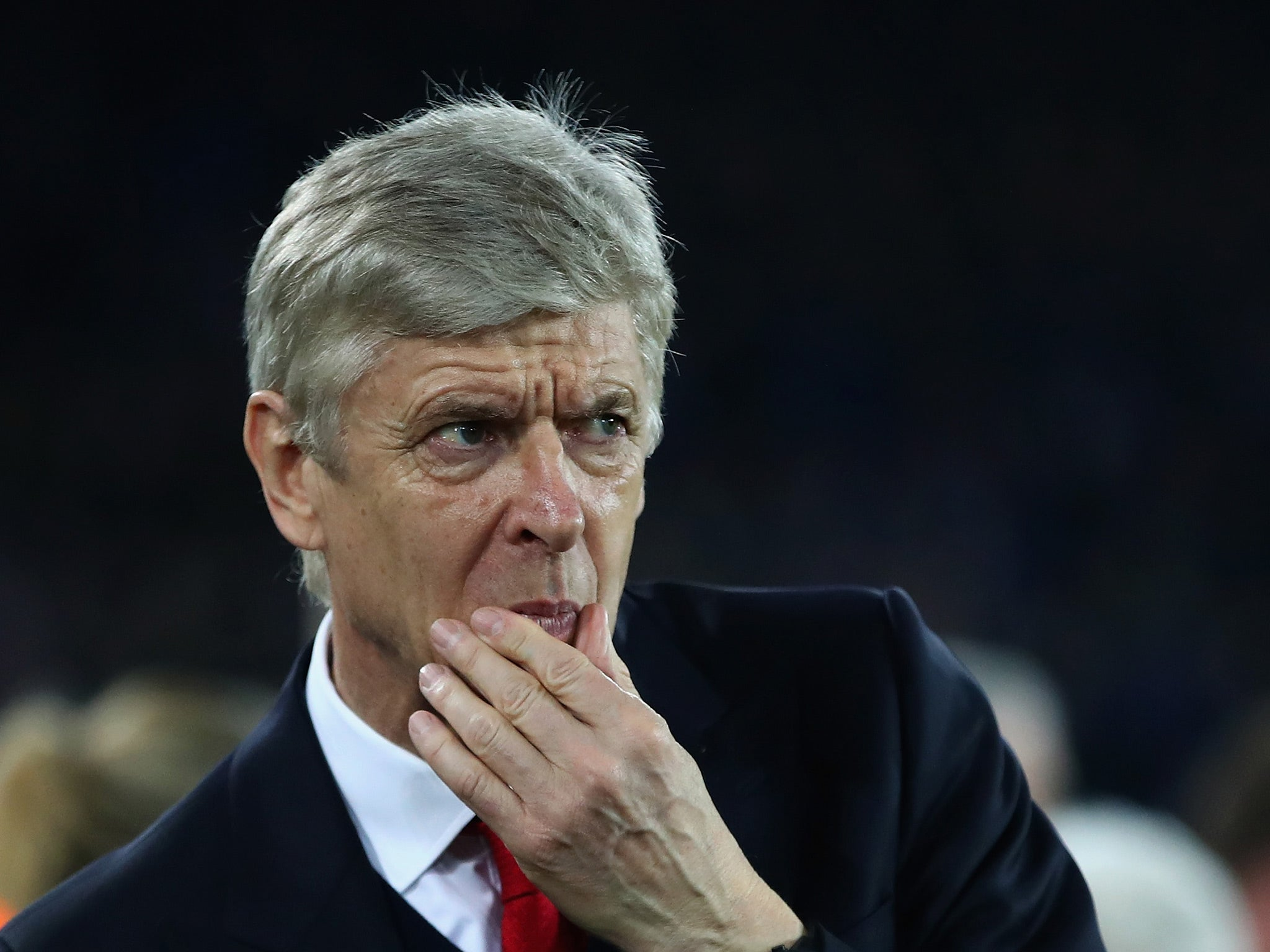latest news about arsene wenger