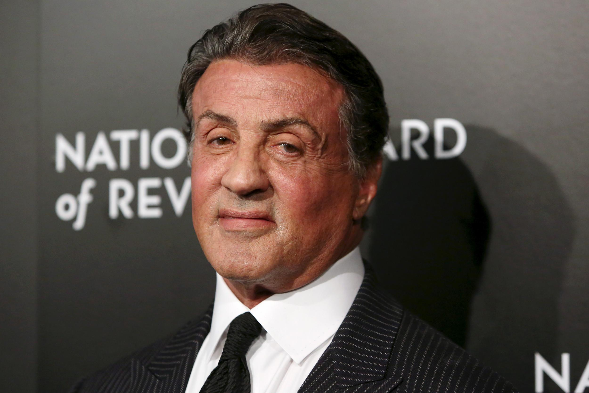 sylvester stallone latest news breaking stories and comment the
