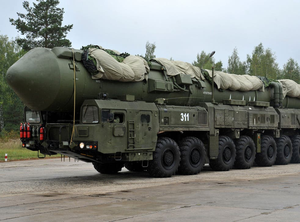 Commander says mobile missiles can