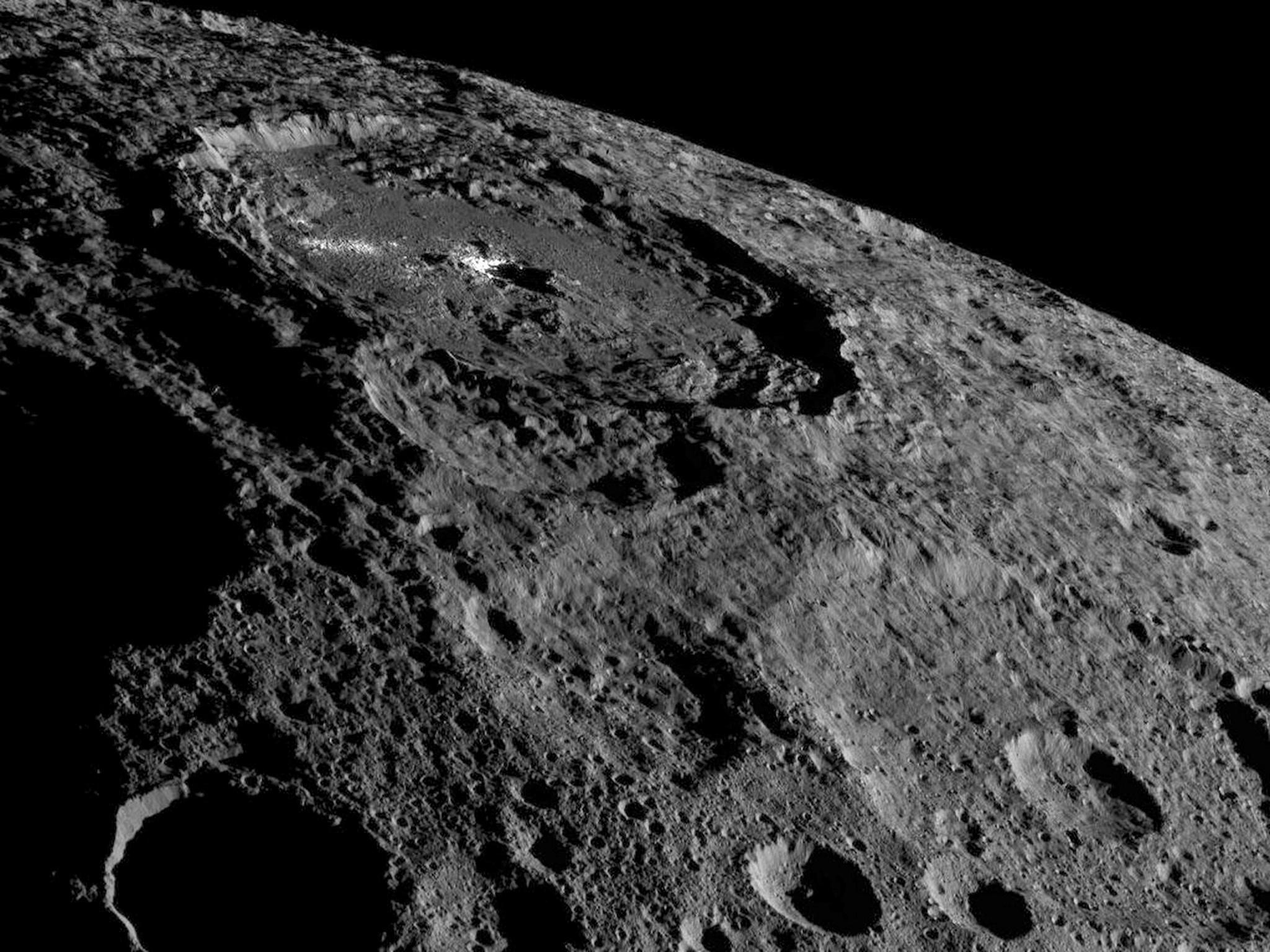 Ceres: Dwarf planet in our own solar system is 'rich in organic matter', announces Nasa