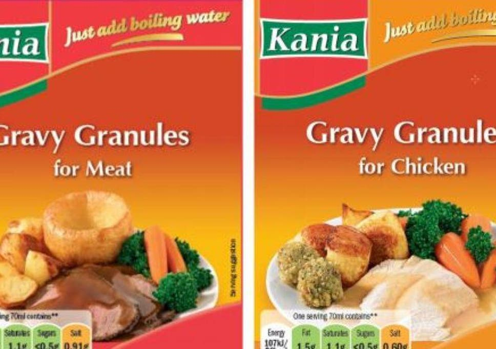 Lidl Gravy Granules Found To Contain Harmful Paint Thinner Chemical