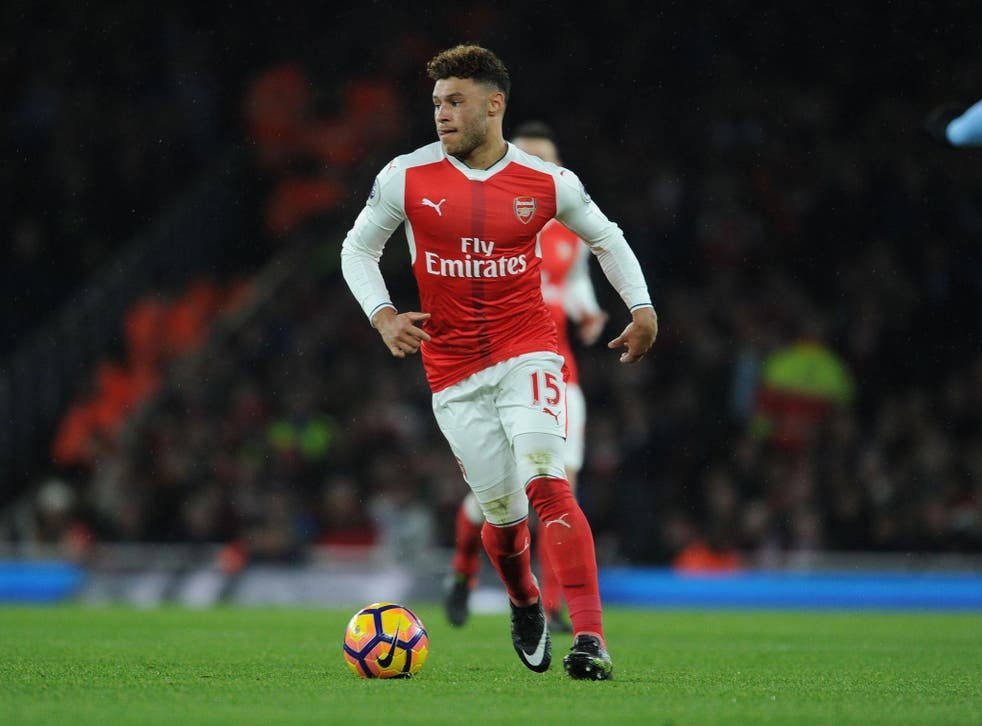 Alex Oxlade-Chamberlain is a January transfer target for Liverpool