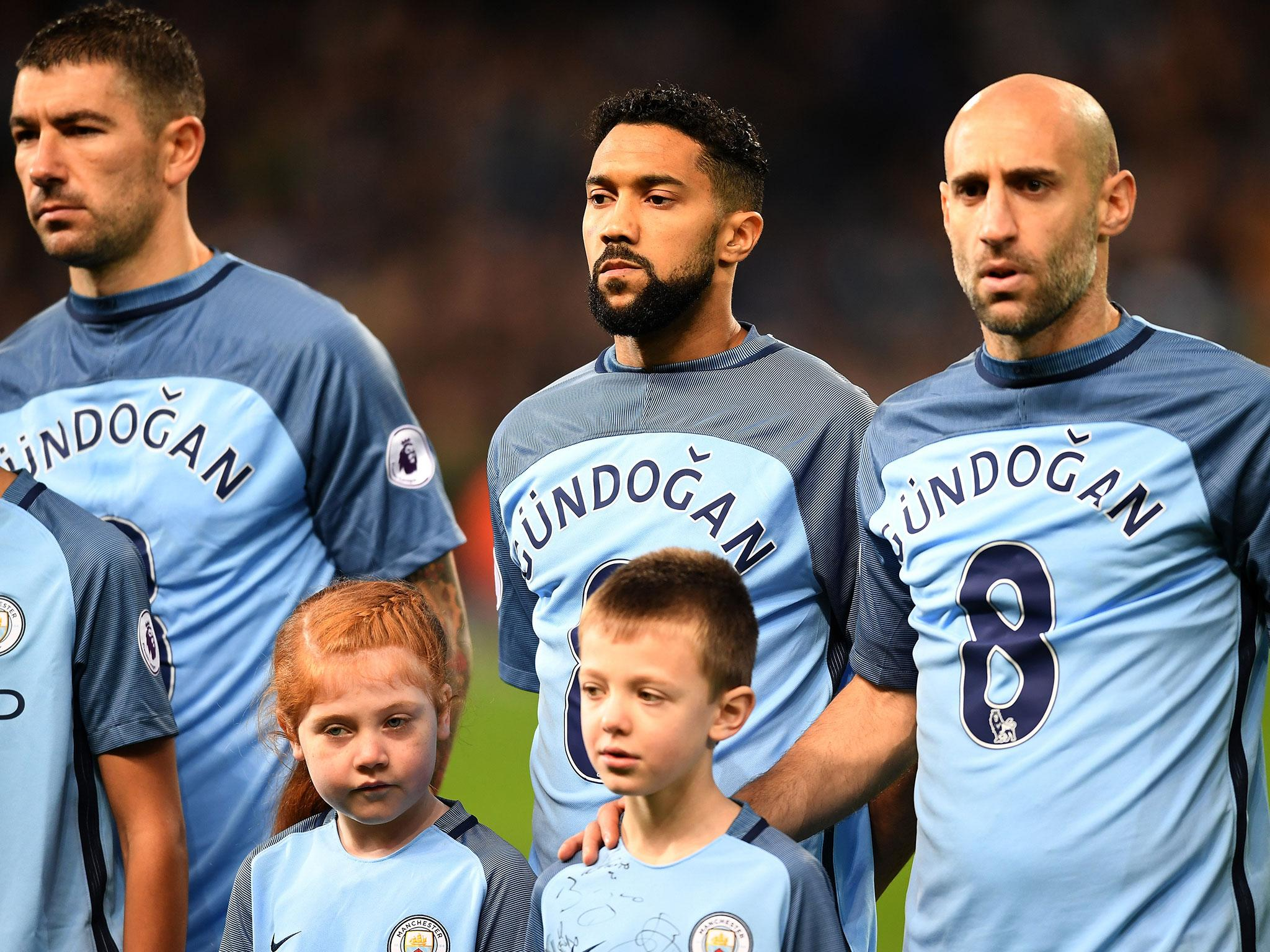 Man City: Manchester City Vs Arsenal: Ilkay Gundogan Tribute Mocked