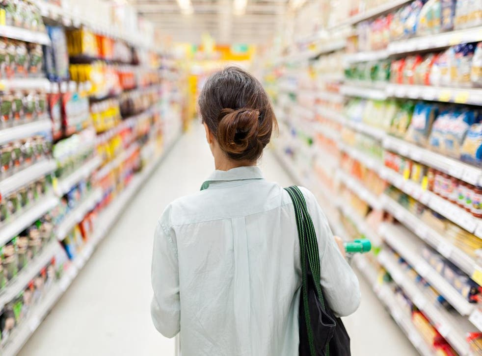 Some 59 per cent of British consumers are specifically worried about the mounting cost of groceries