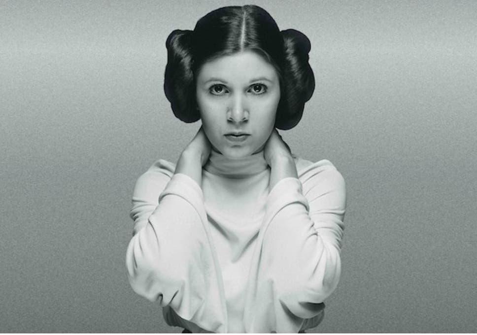 Star wars leia fake sex