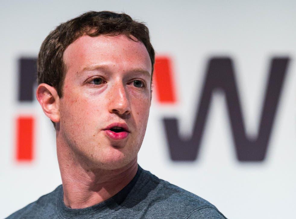 Zuckerberg's social platform has repeatedly denied acting as a media site