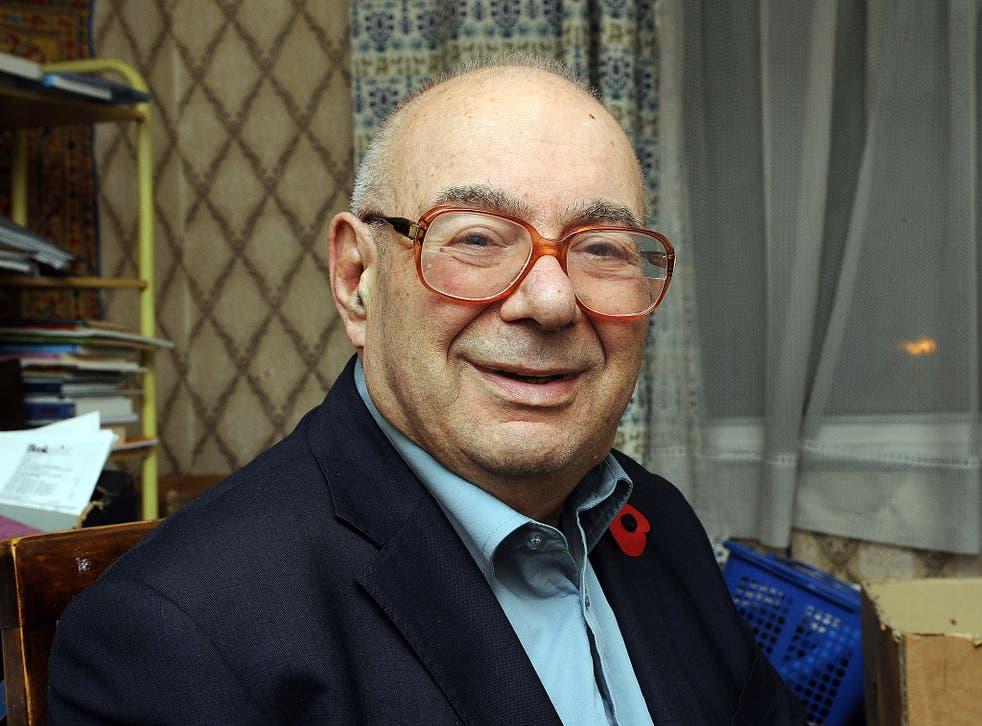 Rabbi Lionel Blue