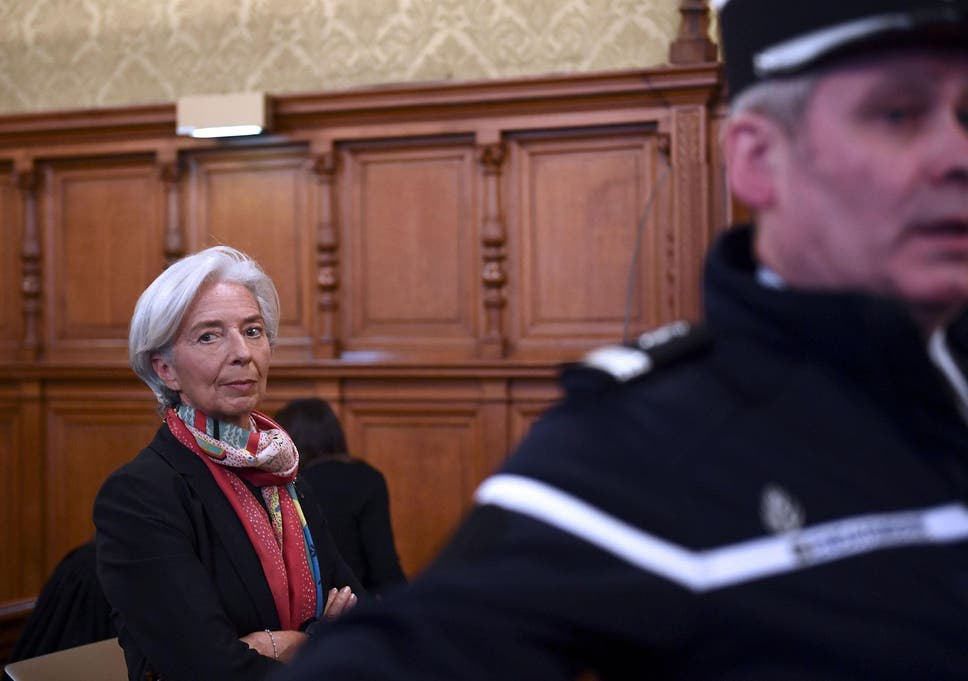 Christine Lagarde convicted: IMF head found guilty of