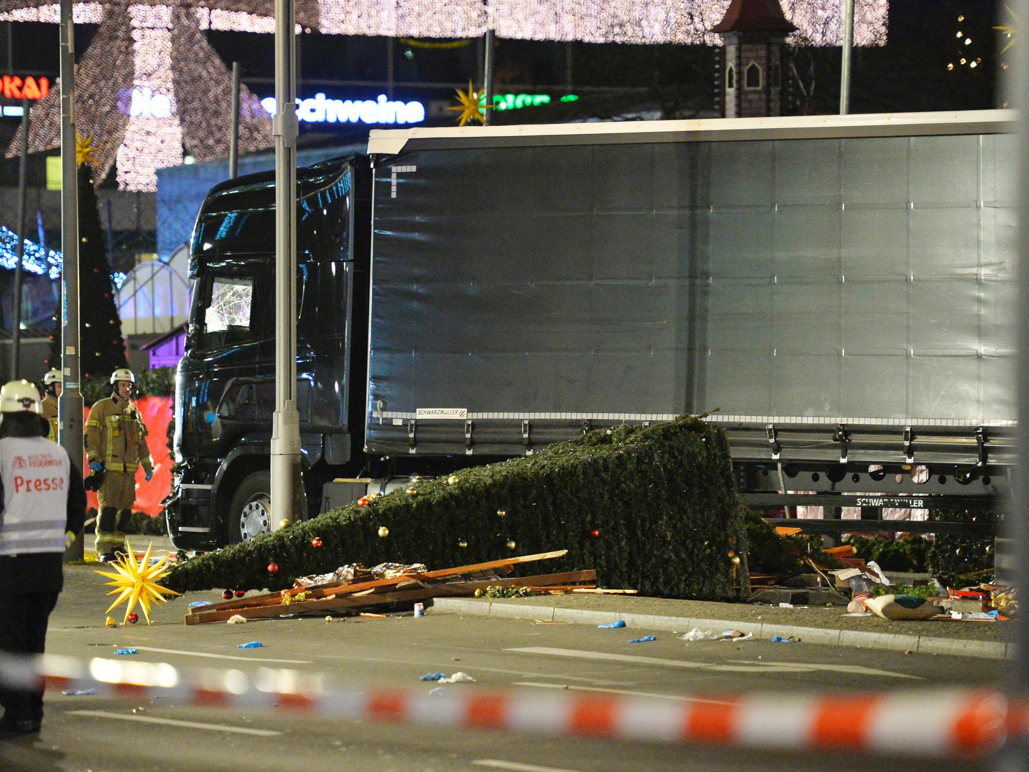 berlin attack donald trump blames isis and says they must On berlin attack