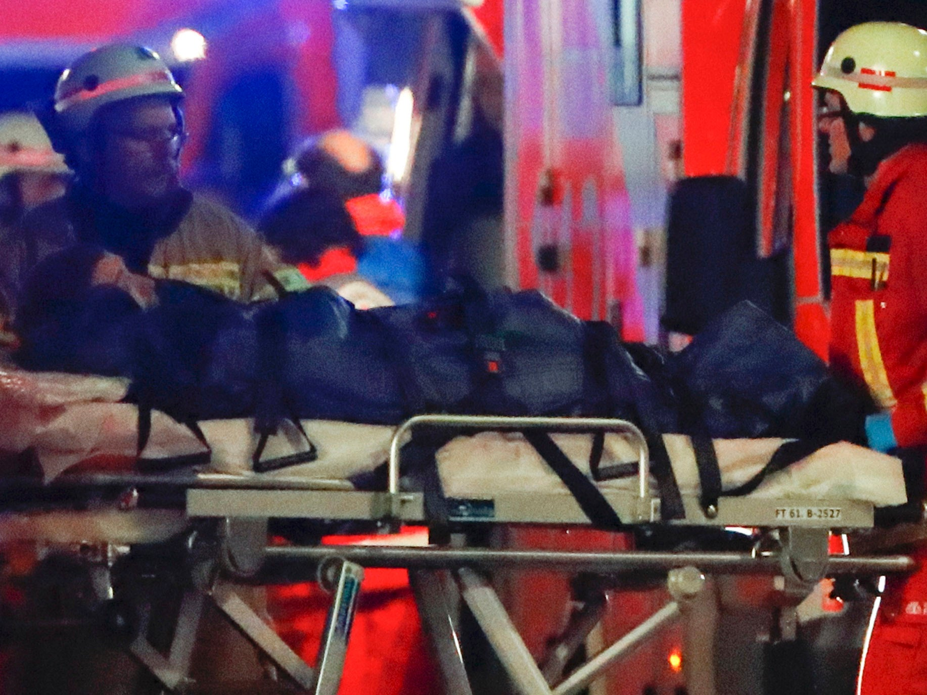 Berlin Lorry 39 Terror 39 Attack 39 39 There Was Blood And Bodies